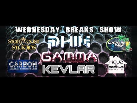 Dj Phin, Gamma & Kevlar Wednesday Break Show 08/22/18