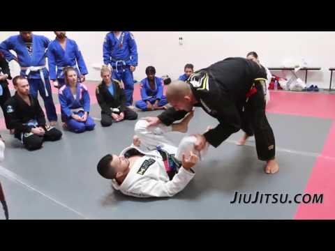 Jiu Jitsu Rodolfo Vieira Open Guard Pass