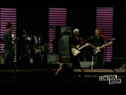 Buddy Guy, Robert Cray, John Mayer, Jimmy Vaughan & Eric Clapton - 18 old - Live 2007