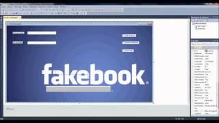 Tuto Vb comment faire un logiciel phising Dofus,facebook,hotmail etc...