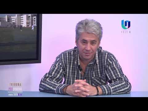 TeleU: Iulian Prodana la Tribuna polisportivă