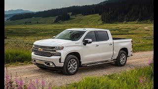 2019 Chevrolet Silverado High Country - Interior, Exterior and Drive