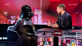 E poi c'è Cattelan #EPCC - Intervista a Darth Vader