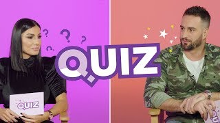 MIA - NE DAM BOJANU DA SE DEPILIRA | QUIZ powered by MOZZART | S01 E13 | 09.02.2020. | IDJTV