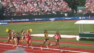 U.S. Olympic Track & Field Trials 800m Final Women