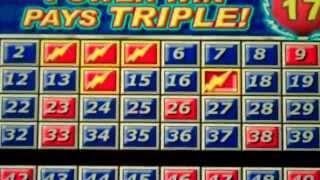 keno slot win at M Casino