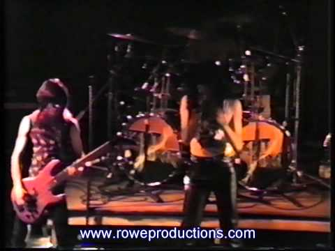 Lightforce: Trinity - Live 1989