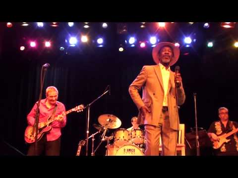 Frank Bey And Anthony Paule Band