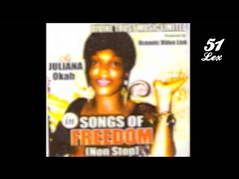 Juliana Okah - Songs Of Freedom (Official Audio)