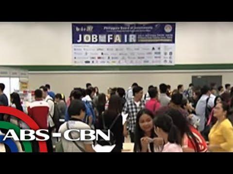 TV Patrol: Mga 'in demand' na trabaho sa job fair ng DTI