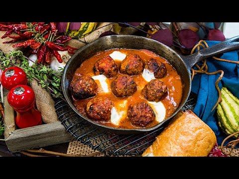 Donal Skehan's Baked Meatballs - Home & Family