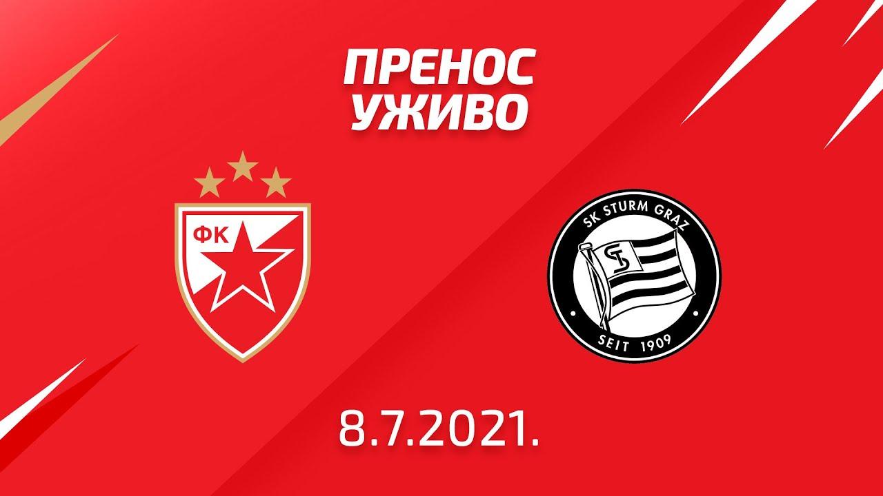 Download Prijateljska utakmica: Crvena zvezda - Šturm 1:1, ceo meč