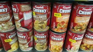 Campbell's Chunky Beer-n-cheese With Beef & Bacon Soup Review