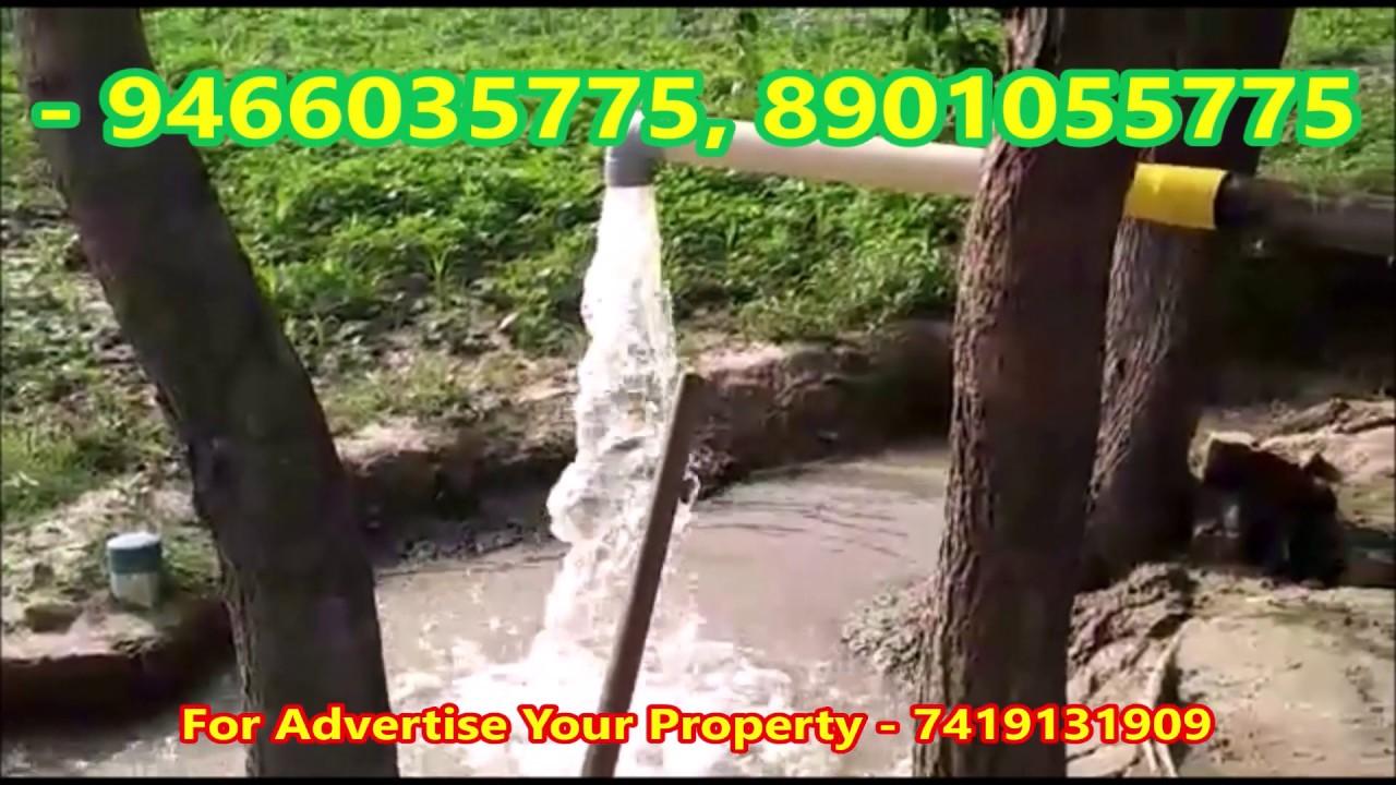 दिल्ली के पास काले चौड़े रोड पर मीठे पानी की जमीन सोनीपत हरयाणा में - Sonipat Haryana Property