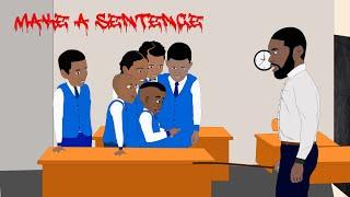 Download Takpo Tv Comedy - Oworitakpo Make a Sentence - SARS (UG Toons)
