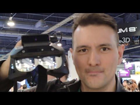 .VR & AR 涼而復熱了