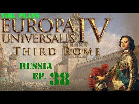 Tok plays EU4: Third Rome - Russia ep. 38 - Worthless Art