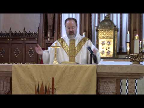 Our Lady of the Lakes Mass May 20,2020 Part 2