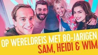 Olga Leyers en Sieg De Doncker maken programma met 80-jarigen | Sam, Heidi & Wim