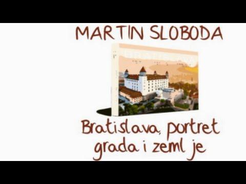 Promocija knjige Bratislava – Portrét mesta a krajiny