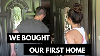 WE BOUGHT A HOUSE (OUR FIRST VLOG) | Cody & Lexy