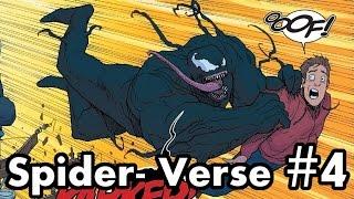 Spider-Verse #4 Review/Recap. Arrival Of Venom.