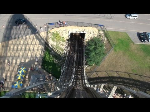 Hades Front Seat (HD POV) Mt Olympus Water & Theme Park