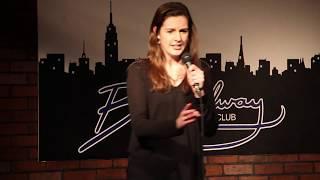 Caroline Cooke at Broadway Comedy Club 1.18.19