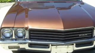 1971 Buick Skylark Convertible Classic Muscle Car for Sale in MI Vanguard Motor Sales