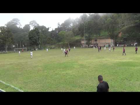 Estudiantes de Caracas v.s San Agustín del Paraíso (1-3) Primer Tiempo