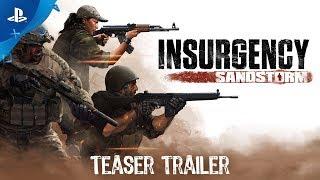 Insurgency: Sandstorm – Teaser Trailer | PS4