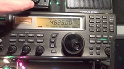 Russian Buzzer UVB76 received on Afedri SDR 4625 Khz shortwave