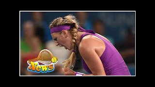 Victoria azarenka announces amazing news for her fans