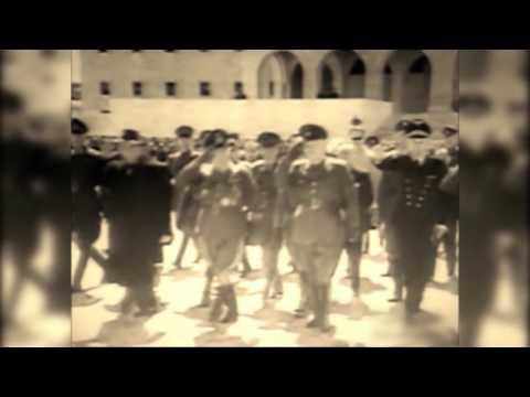 """""""Debati në Channel One"""" - Pamje ekskluzive nga pushtimi gjerman në Shqiperi"""