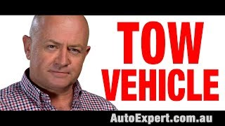 Towing Capacity Explained   How to choose the right tow vehicle   Auto Expert John Cadogan