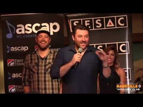 """Chris young's  #1 Party for """"Think of You"""""""