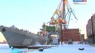 """После модернизации """"Адмирал Нахимов"""" станет самым современным крейсером в ВМФ России"""