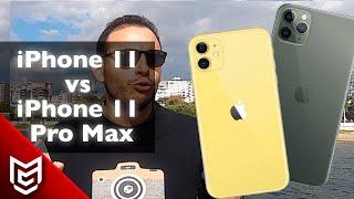 iPhone 11 mi iPhone 11 Pro Max mi? Detaylı Karşılaştırma