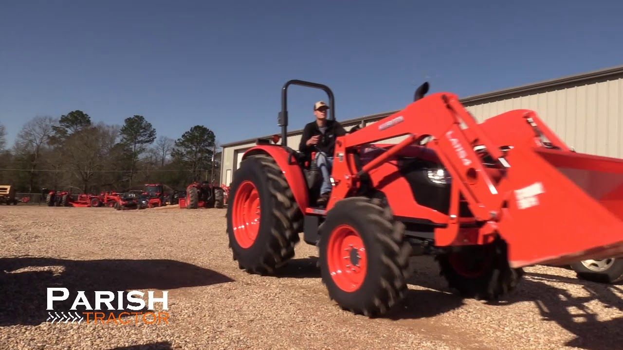 Parish Tractor | Kubota Dealer in Poplarville, MS