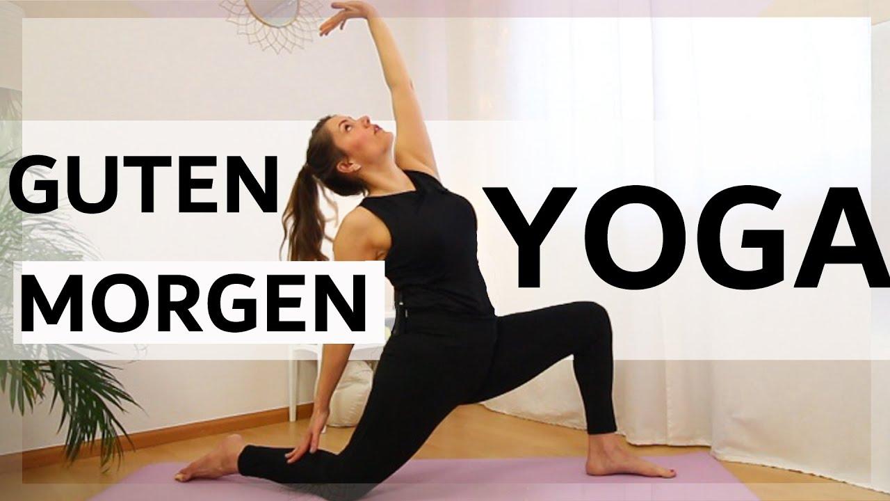 Faszien Yoga für Anfänger // Morgenroutine für Flexibiltät..
