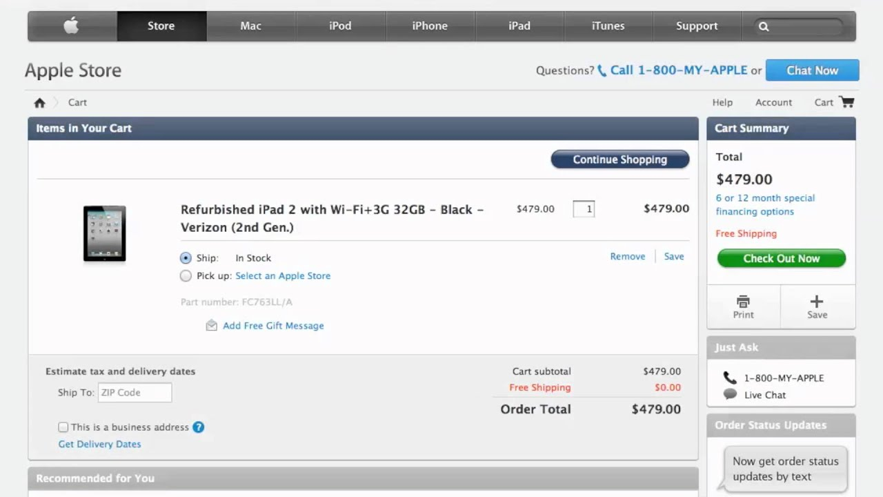 Apple store coupon code 2013 how to use promo codes and - Code reduction trigano store ...