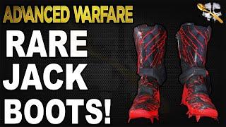 Rare Jack Boots In Advanced Warfare!
