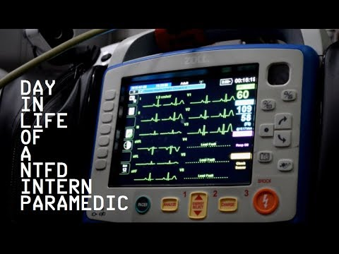 [ Taiwan EMS ] Day in life of a NTFD intern Paramedic !