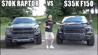 K Modified F150 VS K Ford Raptor | What's the better value?