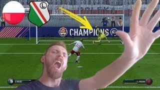 FIFA 18 KARNE CHALLENGE POLSKA VS LEGIA WARSZAWA *co ja zrobiłem* :(