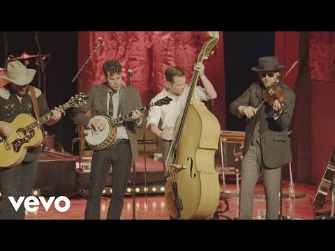 Old Crow Medicine Show - Obviously 5 Believers (Live)