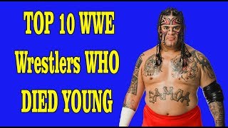 Top 10 WWE Wrestlers Who Died Too Young|Dead WWE Wrestlers|Andre The Joint|Umaga