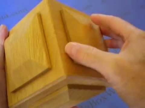 The Tortuous Puzzle Box by Akio Kamei - WARNING- SPOILER ALERT!