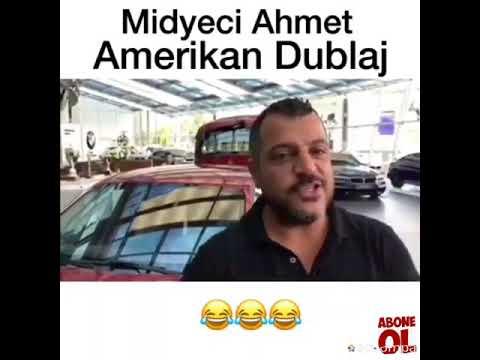 MİDYECİ AHMET - Amerikan Dublaj