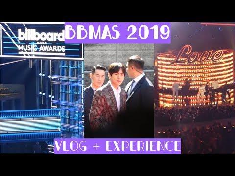 [VLOG + FANCAM] BTS (방탄소년단) at the 2019 BBMAs!!!